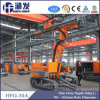 Rock Anchor Drilling Rig, Crawler Mounted, Geological Prospecting Drilling Rig