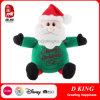 Custom Plush Soft Stuffed Santa Claus Toys for Christmas