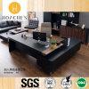 Fashionable Design Leather Wooden Desk (V29A)