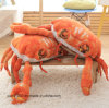Soft Stuffed Pillow Crab Toy