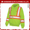 En471 ANSI High Visibility Reflective Cotton Fleece Hoodies (ELTHJC-450)