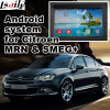 Android GPS Navigation for Citroen C4 C5 C4 Cactus Smeg+ Mrn System Video Interface Upgrade Touch Navigation WiFi Bt Mirrorlink HD 1080P Google Map Play Store