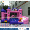 Factory Price Inflatable Bouncer with Slide