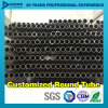 Round Tube Pipe 6063 Customized Aluminium Extrusion Profile