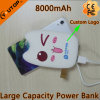 Custom Logo Mobile Gifts of 8000mAh Power Bank (YT-PB27-03)