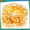 3.9M LED Battery Operate Copper Wire Fairy String Light for Holiday