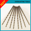 DIN340 HSS Cobalt Twist Drill Bits for Stainless Drilling