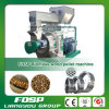 CE Approved Wood Granulating Machine for Solid Pellet Fuel