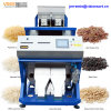 5000+Pixel RGB Color Sorter Grinding Machine