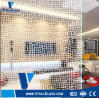 4-6mm Clear Float Paint Coated Art Glass for Decoration