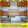 Interior Decorative Stainless Steel Metal Wall Cladding
