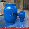 Forged Steel Fully Welded Trunnion Ball Valve