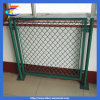 PVC Coated Chain Link Mesh Temporary Fence