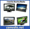 5inch Car LCD Monitor Display Digital Screen 800*480 with 2AV Inputs