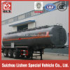 45000L 3-Axle Single Tire Carbon Steel Oil Tank Semi Trailer