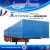 2015 Hot Sale Steel Sheet Van Trailer for Sale