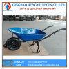 Truper Model 200kgs 90L 6CF Wheelbarrow for South America
