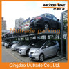 Two Post Hydraulic Lift Automotive Car Parking Solution