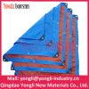 High Quality Orange Blue Polyethylene Tarpaulin