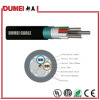 Factory Gydta Outdoor Ribbon Optical Fiber Cable for Network