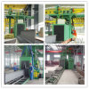 China Manufacturer Steel Plate/ H Profile Shot Blasting Cleaning Machine