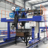 Variable Cross Section Steel Beam Welding Machine