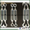 Electro Galvanized Forged DIN1480 Turnbuckle with Hook and Hook