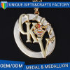 High Quality Sports Metal Medal Rubber Medal for Wholesale