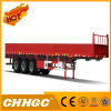 40t High Strength Steel Side Wall Semi Trailer