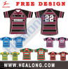 Healong Knitted Fully Dye Sublimation Sublimation Rugby Uniform