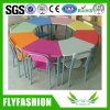 Kindergarten Furniture Study Table Desk and Chair for Kid (SF-35C3)