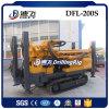 Compressor Borewell Drilling Machine Dfl-200s