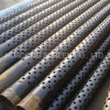 Perforated Pipe API Round Hole Drilling Metal Tube