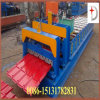 Dx Color Glazed Steel Tile Roll Forming Machine