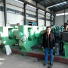 Hardened Tooth Gear Rubber Refiner Mill with Ce Approved