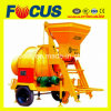 Jzc250/350/500 Rotary Drum Small Concrete Mixer
