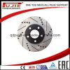 Cross Drilled and Slotted No. 31306 Brake Disc