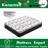 Knitted Fabric Pillow Top Style Continuous Spring Mattress