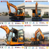 Hydraulic Wheel Excavator with Ce&ISO for Sale