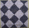 Black and White Different Sharp Mini Chinese Decorative Tile