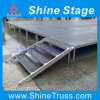 Aluminum Adjustable Stage with Steps