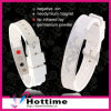 Power Silicone Wristband with Adjustable Size (CP-JS-NW-011)