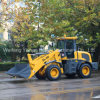 2ton Wheel Loader with Snow Blade for Canada Market