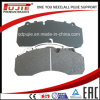 Semi-Metallic Truck Brake Pads Compatible with Scani 29059