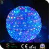 Customized Decorative LED 3D Christmas Tree Ball Light