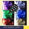 Cheap Stage Light Mini 7*10W RGB LED PAR Can