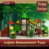Children Outdoor Playground with Tunnel Slide (X1274-5)