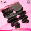 3/Free/Middle Part Human Hair Lace Closure Body Wave 12inches