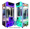 Coin Pusher Gift Claw Toy Crane Machine for Sale (ZJ-CGA-3)