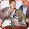 Dinosaur Exhibition 3D High Simulation Baby Dinosaur Puppet